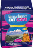 Natural Balance Fat Cats Ultra Premium Cat Food