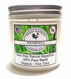 Farm Raised Candles Mintronella Essential Oil Mosquito Repellent