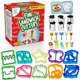 UpChefs Fun Sandwich Cutter Set