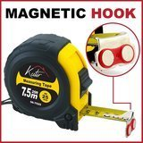 Kutir 25 Foot Retractable Heavy Duty with Magnetic Hook