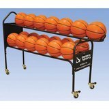 Jaypro Sports Deluxe Training Ball Rack
