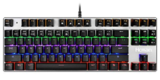 Hcman Backlit Mechanical Gaming Keyboard