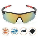 J+S Active PLUS Cycling Outdoor Sports Athlete's Sunglasses