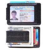 kinzd Strong Magnet thin Wallet