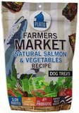 Plato Pet Treats Farmers Market Natural Salmon and Vegetables, 14.1 oz.