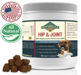 Pawstruck Natural Hip and Joint Soft Supplement Chews