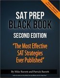 Mike and Patrick Barrett SAT Prep Black Book