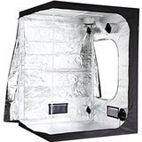 "iPower 60"" x 60"" x 80"" Hydroponic Water-Resistant Grow Tent"