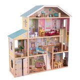 KidKraft Majestic Mansion Dollhouse with Accessories