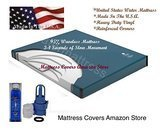 Mattress Covers California King 95% Waveless