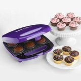 Baby Cakes Cupcake Maker in Purple