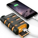 FosPower Heavy Duty Portable Battery Charger
