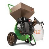 Tazz Chipper Shredder, 205cc Briggs and Stratton Engine