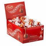 Lindt LINDOR Milk Chocolate Truffles, 60 Count