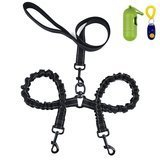 U-picks Dual Dog Leash