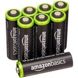 AmazonBasics AA Rechargeable Batteries