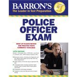 Barron's Educational Series Barron's Police Officer Exam, 10th Edition