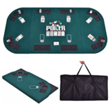 Giantex Folding Poker Table Top