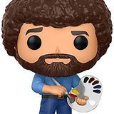 Funko POP Bob Ross Joy of Painting Vinyl Figure