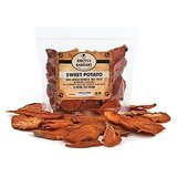 Brutus & Barnaby Dehydrated Sweet Potato Dog Treats