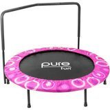 Pure Fun Jumper Kids' 48-Inch Trampoline