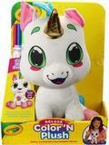 Crayola Deluxe Color 'N Plush Unicorn
