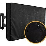 "Clicks Outdoor TV Cover 52"" - 55"" Weatherproof and Dust-proof"