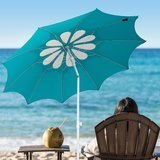AMMSUN Adjustable Beach Umbrella