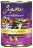 Zignature Zssential Multi-Protein Canned Dog Food