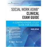 Dawn Apgar Social Work ASWB Clinical Exam Guide