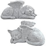 Design Toscano Angel Pet Memorial