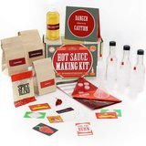 DIY Gift Kits Hot Sauce Making Kit