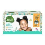Seventh Generation 64 count packages 12 in a box