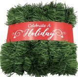 Celebrate A Holiday 50-Foot Christmas Garland