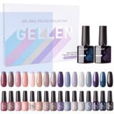 Gellen 16-Color Gel Collection Kit