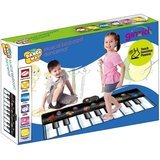 GINZICK Piano Fun Dance Mat