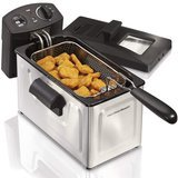 Hamilton Beach 12-Cup Oil Deep Fryer