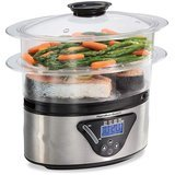 Hamilton Beach Digital Food Steamer, 5.5-Quart