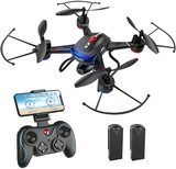 Holy Stone Chaser Wifi FPV Drone with 720P Wide-Angle HD Camera