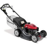 Honda 4-in-1 Variable Speed Gas Walk Behind Self Propelled Lawn Mower with Select Drive Control