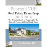 Jim Bainbridge Pearson VUE Real Estate Exam Prep