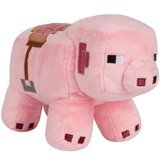 Jinx Minecraft Adventure: Saddled Pig Plush