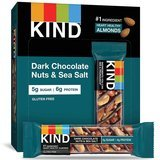 KIND Bar Dark Chocolate Nuts and Sea Salt