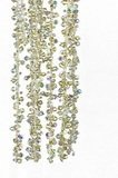 Kurt Adler Bead Christmas Tree Garland