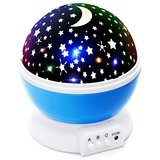 Lizber Baby Night-Light Star Projector
