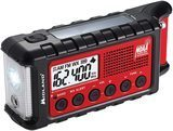 Midland ER310 Emergency Crank Weather AM/FM Radio