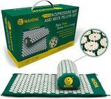 Nayoya Wellness Acupressure Mat and Pillow Set