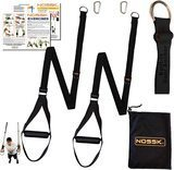 NOSSK Twin Pro Suspension Fitness Trainer