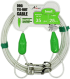 Petest Reflective Tie-Out Cable
