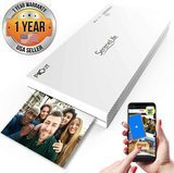 SereneLife Portable Instant Photo Printer